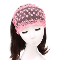 Lace Hairlace Cosmetic Headband Make up Wash Face Shower Band Sport Hairdo Yoga HairBand Accessories