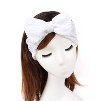 Flower Elastic Headband Hairlace Cosmetic Headband Make up Wash Face Shower hairBand Sport Yoga Hairdo Hair Accessories