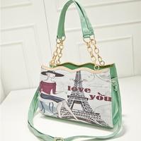 2014 messenger bag women bag handbag shoulder bag messenger bag bags fashion women's handbag
