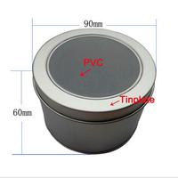 New Arrival Fashion Round Style Metal Watch/watch Storage Box Best Gift Cheap Box