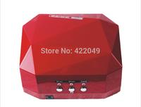 Free Shipping 36W LED CCFL Nail Art Lamp Nail Dryer Nail Care Machine for UV Gel Nail Polish
