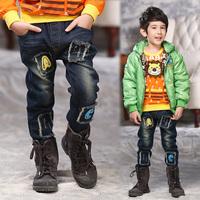 2015 DENIM AC Jeans Boys Everyday Trousers Children's Cowboy Pant Long