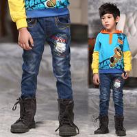 2015 NEW Children's  JEAN Boys DENIM BOY/GIRL Trousers Fashion jeans for girls