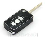 3BT Remote Flip Folding Key Shell Fob Keyless Case Fit For BMW Z3 Z4 X3 X5 E36 1 3 5 6 7 Series