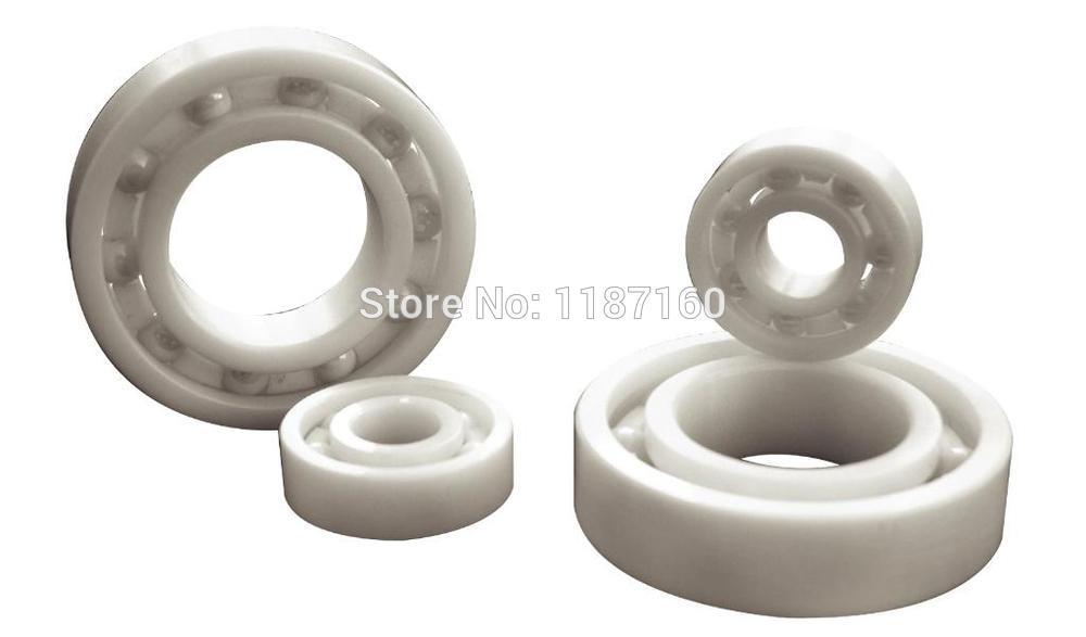 6PCS/LOT Good quality ZrO2 full ceramic ball bearings for fish reel MR85 5*8*2.5mm FREE SHIPPING(China (Mainland))