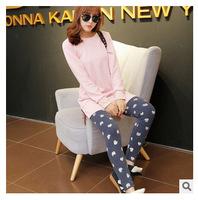 A755 South Korea fashion personality significantly thin cotton rabbit Leggings pencil pants pants nine pants
