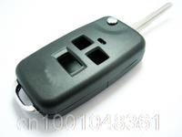 3 Button Remote Flip Folding Key Shell Fob Keyless Case Fit For Hyundai Sonata XG300/350 Elantra