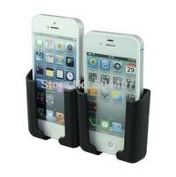 Black Mobile Phone/GPS/Business Card mobile phone holder Car Bracket Support Adjustable Holder Cell Phone Accessory