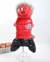 Newest Pet Dog Winter Coat Clothes Clothing 4 Clothes Best  Clothing for Pet Dog Clothes Super Warm
