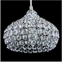 Modern  K9 crystal  chandelier dining room corridor Chandeliers D15CM*H120CM