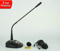 Free Shipping MX-300 Professional Wired Gooseneck  microphone  meeting / chat  computer Microphone