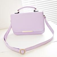 2014 women's candy color handbag fashion handbag bags messenger bag women's small bag