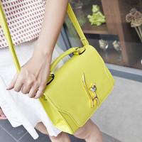2014 handbag shoulder bag messenger bag bags kitten fashion women's handbag small bag