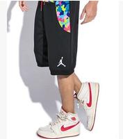 2014 new men sports shorts jordan cotton outdoor casual basketball football gym beach running shorts summer plus size shorts
