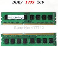 desktop ddr3 1333 ram memory ddr3 1333Mhz 2Gb / PC3-10600 / 2G -lifetime warranty-good quality