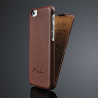 Genuine Leather Case For iPhone 6 Luxury Litchi Pattern Flip Leather Case For iPhone 6 4.7 inch