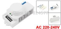 SK-601 Microwave Motion Sensor Detector Switch Wireless Module 5.8GHz AC 220-240V