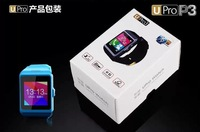 U8 Watch Pro P3 U Bluetooth Watch Women Men Sports Watches For iPhone 4/5 Samsung Android Phone Remote Taking Photo