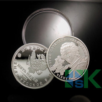 50 pcs / lot  2014 Prince Grigory Potemkin Tauride Trailblazers. and Five spans the Russian Land Commemorative COINS