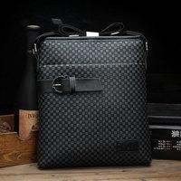 New Arrival ! England Style Men's Messenger Bags Genuine Leather and Pu Shoulder Bag Men Crossbody Bag Student bag