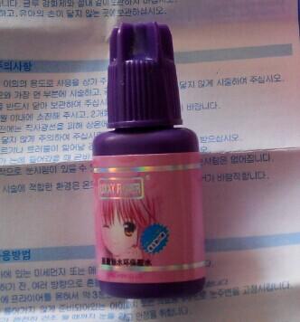 15ml bottle Blink Ultra Plus Makeup Eyelash Glue Extension Glue Strong Eye False Eyelashes Extension Individual Eyelash Adhesive(China (Mainland))