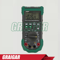 MS7282 AC DC Process Calibrator with True RMSK-type with LED screen blacklight