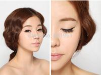 Wholesale ! 24pcs/ lot 3GE Liquid Eyeliner Waterproof Long-lasting Eyeliner Black / Brown 2 Colors Free Shipping