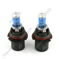 2x 9007 HB5 Halogen Xenon Bulb Auto Head Light Lamp Super White 6000K 12V 65/55W