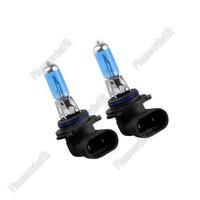 2pcs Car Halogen Xenon 9006 HB4 Bulb Lamp Fog Lights Auto Headlight Super White 12V 55W 6000K