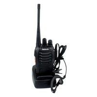Hot Portable Radio Walkie Talkie H-777 Retevis OEM for Baofeng UHF 400-470MHz Station Free Earphone Free Shipping A9104A ESHOW