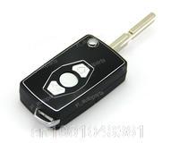 FLIP REMOTE KEY SHELL CASE FOB KEYLESS FIT FOR BMW 3 5 7 SERIES Z3 Z4 X3 X5 M5 325i E38 E39 E46