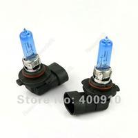 2x 9005 HB3 Xenon Halogen Car Auto Headlight Bulb Lamp Super White 6000K 12V 65W