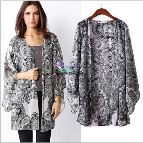 Женские блузки и Рубашки Brand new 2015 Blusas Kimono Cardigan женские толстовки и кофты new brand 2015 ballinciaga 2 piece 8718