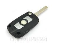 3 Buttons Remote Flip Folding Key Fob Keyless Shell Case Fit For BMW E36 E38 E60 1 3 5 7 Series X3 X5 Z4