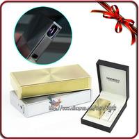 HONEST Simple Design Cigarette Smoke Windproof Arc Rechargeable Electronic USB Lighter