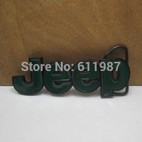 Vehicle belt buckle with black coating finish FP-01729 suitable for 4cm wideth belt