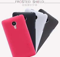 high end NILLKIN super shield case for meizu mx4, free screen protector and free shipping