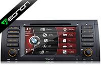 "Eonon D5166 7"" Single Din Car DVD Player GPS Navigation for BMW E39 (1996-2003)/E53 (2000-2007) Support NFC URC DAB+"