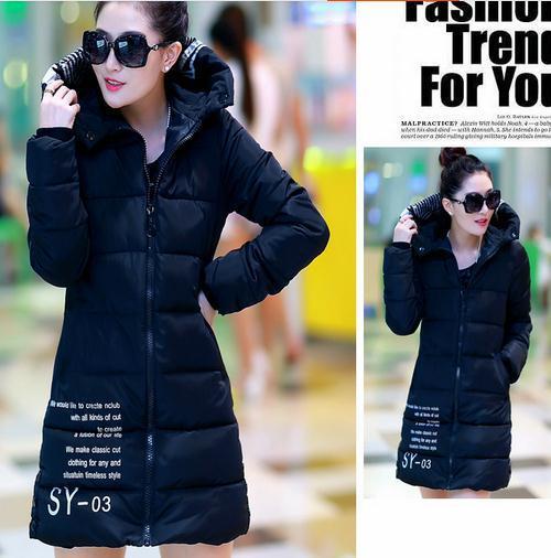Женские пуховики, Куртки China's famous brand Ms slim fit /Ms S-XXXL