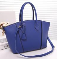 2015 New Fashion Women Handbags High Quality Litchi Pattern Leather Tote Designer Messengers Lockit Bag Bolsas Femininas Purse