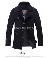2014 new coming winter coat warm jacket fashion large size big 5XL 6XL 7XL 8XL men outwear outdoor autumn classic cotton