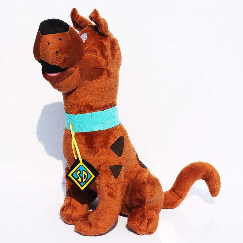 Плюшевая игрушка Scooby Doo 13,7 35cm scooby doo team up