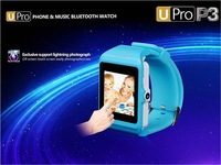 "Orginal New 1.55"" Third Generation U Pro P3 Bluetooth GSM Smart Watch for Android IOS TF FM Support Reloj Inteligente"