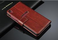 Lenovo S850 case original leather case for Lenovo S850 Vertical Flip Cover Mobile Phone Bags Cases High quality