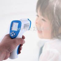 1 Pcs KARKNEE  Non-Contact Temperature Thermometer Gun LCD IR Laser Sight Infrared Digital  Free Shipping