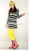 pencil pants women   trousers new lady  skinny yellow pant   XT_002120  free shipping