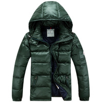 Free shipping 2014 New Male down coat male men's clothing male short design outerwear 002