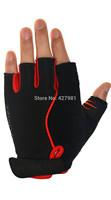 2014 brand new malpractice RI SHENG riding cycling sports gloves half finger gloves # 4258