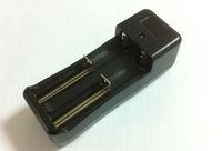Free shipping Li-ion Battery Universal Charger for 18650/14500/16340 battery charging EU/US PLUG