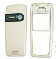 MOBILE PHONE HOUSING COVER CASE +TOOL FOR NOKIA 6230 WHITE